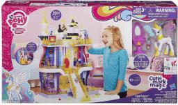 Hasbro My Little Pony Zamek Canterlot (B1373)