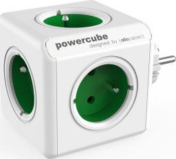 PowerCube Rozgałęźnik Original zielony (2100GN/FRORPC)