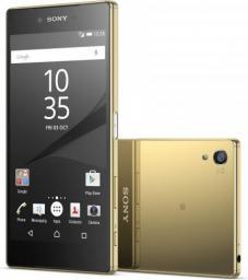 Smartfon Sony Xperia Z5 Premium 32 GB Złoty  (1298-8903)