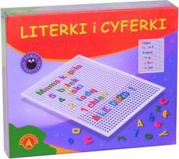 Alexander Literki i cyferki w pudełku (0386)