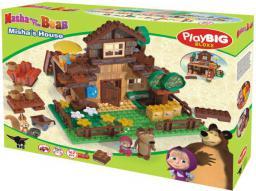 Big Masza Domek Niedźwiedzia - 800057098
