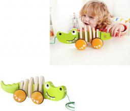 Hape Krokodyl na sznurku - E0348