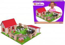 Eichhorn Mała Farma 21 el. Drewniana (100004304)