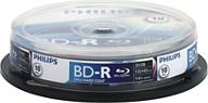 Philips Bluray 25GB 10szt. BD-R (BR2S6B10F/00)