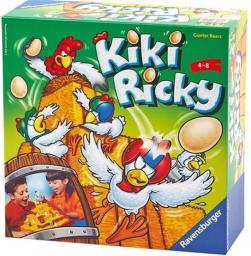 Ravensburger Gra Kicky Ricky - (210442)