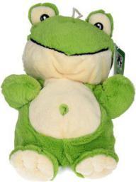 Tulilo Pacynki z głosem 22 cm, żabka (4159)