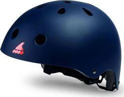 Rollerblade Kask Rollerblade RB JR Helmet Midnight Blue / Orange 2021 54-58 cm