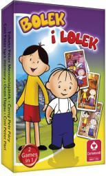 Cartamundi Gra Cz. Piotruś Bolek i Lolek - 1289000413