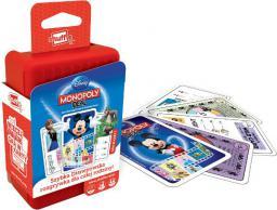 Cartamundi Shuffle - Monopoly Deal Disney (100216124)
