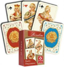 Cartamundi CARTAMUNDI Karty Pasjans.1x55 Rosaline - 1289000602