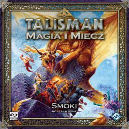 Galakta Talisman Magia i Miecz - Smoki (9324)