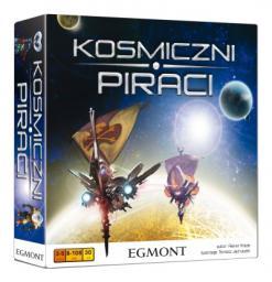 Egmont Gra Kosmiczni Piraci - 4804