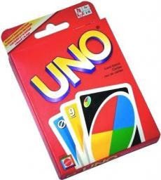 Mattel Karty Uno - (W2085)