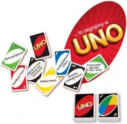 Mattel Uno - W2087