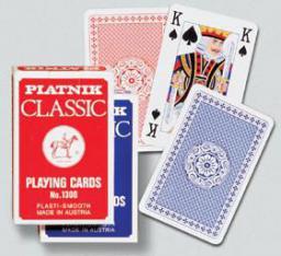 Piatnik PIATNIK KARTY POJEDYŃCZE 1300 - 130014