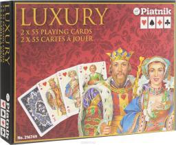 Piatnik PIATNIK KARTY LUX 2 TALIE LUXURY - 2167