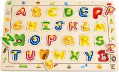 Hape Pierwsze Literki puzzle (E1501)