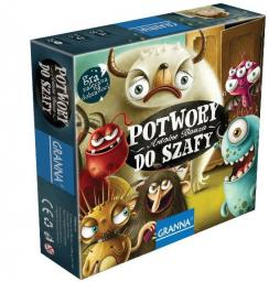 Granna Potwory do szafy - (00177)