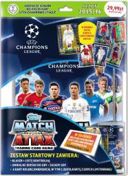 TOPPS Liga Mistrzów zestaw startowy - (EP02348)