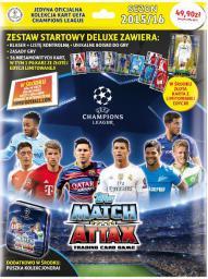 TOPPS Liga Mistrzów zest. start. deluxe (EP02349)
