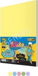 Pastello Papier ksero A4 80g mix kolorów 100 arkuszy