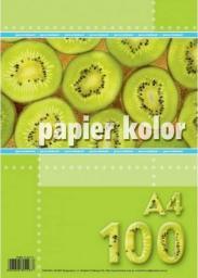 Kreska Papier ksero A4 80g jasnoniebieski 100 arkuszy