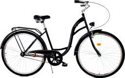 Dallas Bike Rower miejski 28'' czarny SPD