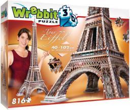 Tactic TACTIC 816 EL. Wieża Eiffla 3D - 02009