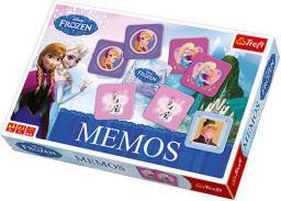 Trefl TREFL Gra Memos Frozen - 01209