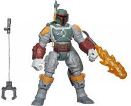 Hasbro SW Hero Mashers figurka z bronią BOBA FETT (B3666EU4)