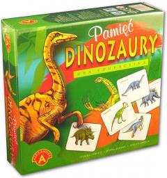 Alexander Gra Pamięć Dinozaury - (0533)