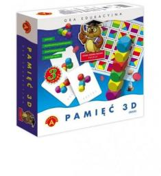 Alexander Gra Pamięć 3D Maxi - 0530