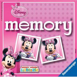 Ravensburger RAVEN. Gra Memory Minnie Mouse - 222018
