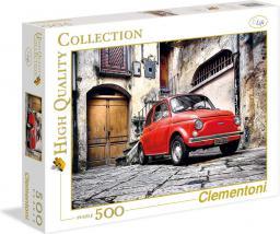 Clementoni 500 EL.  fiat 500 (30575)