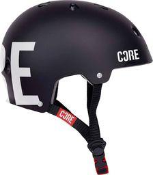 Core Kask Core Street Skate Czarny XS-S
