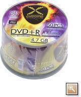 Extreme DVD+R/50/Cake 4.7GB 16x