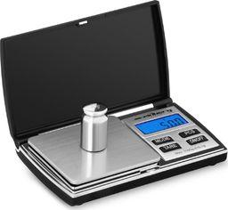 Waga kuchenna Steinberg Waga kieszonkowa precyzyjna jubilerska zliczanie sztuk LCD 1000 / 0.1 g Waga kieszonkowa precyzyjna jubilerska zliczanie sztuk LCD 1000 / 0.1 g