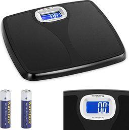 Waga kuchenna Steinberg Waga łazienkowa elektroniczna kg. lb. st do 180 kg Waga łazienkowa elektroniczna kg. lb. st do 180 kg