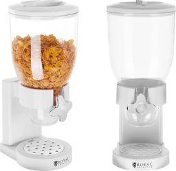 Royal Catering Dozownik dyspenser do produktów sypkich płatków muesli bakalii kawy 3.5L Dozownik dyspenser do produktów sypkich płatków muesli bakalii kawy 3.5L