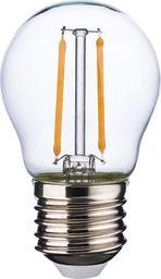 TK Lighting Przezroczysta żarówka E27 ledowa ciepła 2W TK Lighting 3575