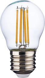 TK Lighting Transparentna żarówka E27 ledowa ciepła 4,5W TK Lighting 3573