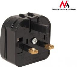 Maclean Adapter gniazdo EU na wtyk UK (MCE78)