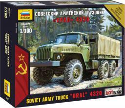 Zvezda URAL 4320 Russian Army Truck (7417)