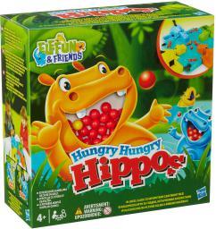 Hasbro Gra Głodne Hipcie - (98936)