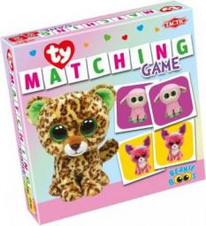 Tactic Ty Beanie Boos Matching (53289)