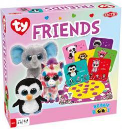 Tactic Gra planszowa Beanie Boos Friend game (53285)