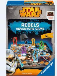 Ravensburger Star Wars Rebels Adventure Game - 211760