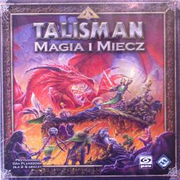 Galakta Talisman Magia i Miecz (485)