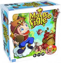 Granna Gra Małpie Figle - 00239