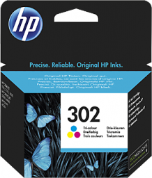 HP tusz F6U65AE nr 302 (color)